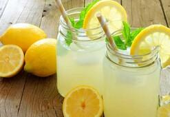Yaz Sıcaklarının kurtarıcısı limonatanın 3 farklı tarifi