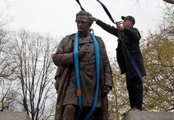 ABDde köleler üzerinde deney yapan doktorun heykeli kaldırıldı