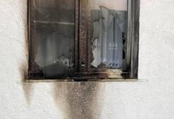 Almanyada camiye molotoflu saldırı