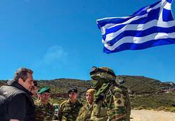 """Yunan bakandan küstah tehdit: """"Cesaretleri varsa…"""""""