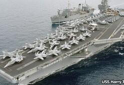 Savaş kapıda ABD uçak gemisi Akdenize geliyor