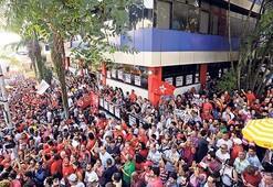 Lula'nın direnişi son buldu