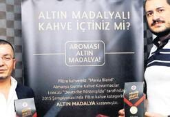 Türk kahve markasına Almanya'dan iki ödül