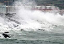 Meteoroloji uyarı üstüne uyarı yayınladı Pazartesi günü...