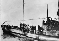 Batık Alman denizaltısı bir asır sonra bulundu