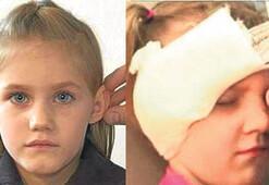 Yedi yaşındaki kızına 'dalga geçilmesin' diye estetik yaptırdı