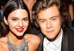 Kendall Jenner-Harry Styles barıştı iddiası