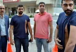 Evinde saldırıya uğrayan avukat yaralandı