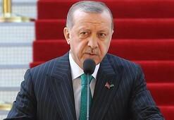 Cumhurbaşkanı Erdoğan: Türklerin yaptığını duyunca şok oldu
