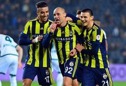 Fenerbahçe 2-1 Giresunspor (İşte maçın özeti)