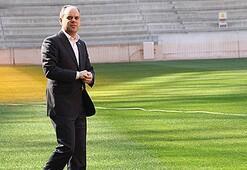 Bakan Kılıç, yeni Samsun Stadını inceledi
