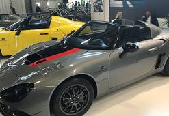 Yerli otomobil İstanbul Autoshow'da sergilendi