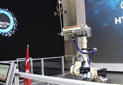 İstanbul Autoshowda robot şov