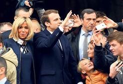 Fransa Macron dedi