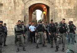 Son dakika: İsrail polisi 6 Türk vatandaşını gözaltına aldı