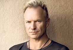 Sting, mülteciler için 104 bin euro bağışladı