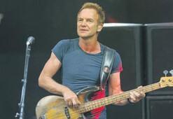 Sting, Almanyayı salladı