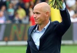 Hollandada yılın teknik direktörü