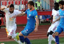 Kahramanmaraşspor - Balıkesirspor: 1-2