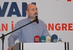 Bakan Soylu'dan Kılıçdaroğluna: Etrafın FETÖ'cü kokuyor