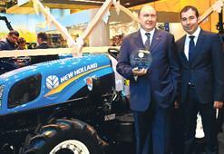 Türk Traktör'e büyük ödül İtalyadan geldi