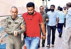 Otele saldıran  2 asker yakalandı