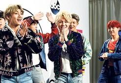 Koreli gruptan etkileşim rekoru