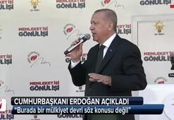 Cumhurbaşkanı Erdoğandan Sakaryada önemli açıklamalar