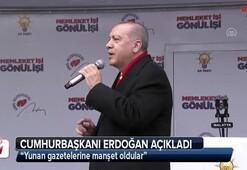 Cumhurbaşkanı Erdoğan Malatyada konuştu