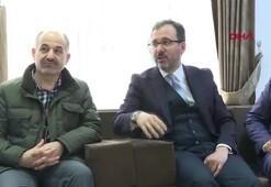 Bakan Kasapoğlu, Muğlada öğrenci aileleriyle buluştu