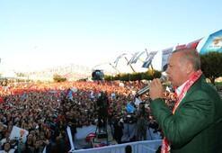 Cumhurbaşkanı Erdoğan bir müjdeyi daha veriyorum dedi ve açıkladı: Cuma günü gönderdik...