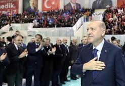 Son dakika... Cumhurbaşkanı Erdoğan müjdeyi Erzurumda verdi