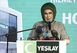 Emine Erdoğan: Bugün bir milat olsun