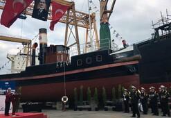 Kartal istimbotu törenle Deniz Kuvvetlerine teslim edildi