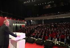 Son dakika: Cumhurbaşkanı Erdoğan: Yeni dönemde öncelikli hedefimiz...