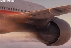 Son dakika: National Geographic ekrana getirdi: Kayıp uçak böyle düştü