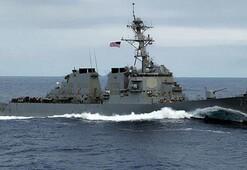 Tehlikeli gerginlik ABD savaş gemisini engellediler