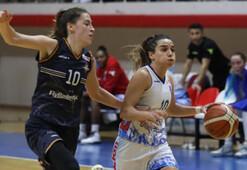 Canik Belediyespor -  Çukurova Basketbol: 59-117
