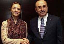 Çavuşoğlu Hırvatistan Dışişleri Bakanı Buric ile görüştü