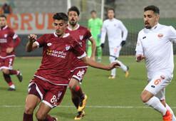 Tetiş Yapı Elazığspor - Adanaspor: 0-1