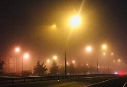 Meteoroloji uyarmıştı İstanbulda etkili olmaya başladı