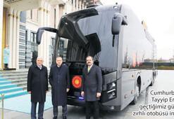 Yerli, milli ve zırhlı otobüs