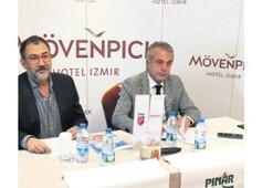 Mövenpick'den Pınar KSK'ye destek