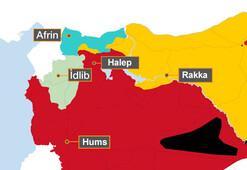 Son dakika... Rusya: ABD savaş uçakları, Fıratın doğusunda saldırıyor