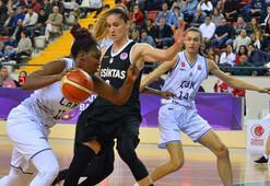Çukurova Basketbol - Beşiktaş: 83-80