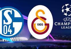 Schalke Galatasaray maçı canlı ve şifresiz hangi kanalda yayınlanacak Şampiyonlar Ligi GS maçı saat kaçta