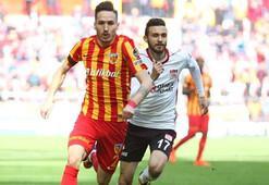 Kayserispor-Sivasspor: 2-0