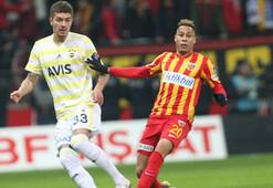 Kayserispor - Fenerbahçe: 1-0