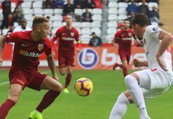 Antalyaspor-İstikbal Mobilya Kayserispor: 0-0