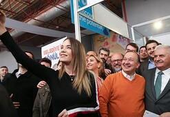 Yıldırım, 6. Uluslararası CNR Kitap Fuarını açtı